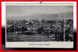 ALBANIE --  KORITZA - - Albanie