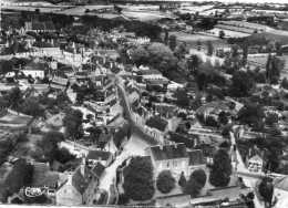 CPSM - SAINT-CHRISTOPHE-en-TOURAINE (37)- Vue Aérienne Du Bourg En 1956 - France