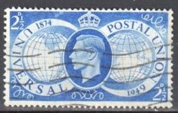Great Britain 1949 - Mi. 241 - Used - 1902-1951 (Rois)