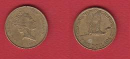Nouvelle Zélande  --   2  Dollars  1991  --  état  TB - New Zealand