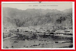 ASIE - YEMEN -- - ADEN - La Place Des Caravanes - Yémen