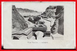 ASIE - YEMEN -- The Tanks - Yémen