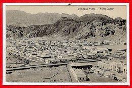 ASIE - YEMEN -- ADEN -- Général View - Yémen