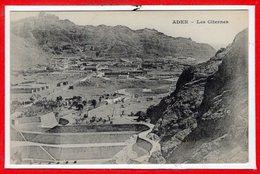 ASIE - YEMEN -- - ADEN -  Les Citernes - Yémen