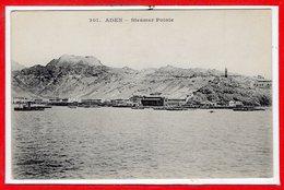 ASIE - YEMEN -- - ADEN - Steamer Pointe - Yémen