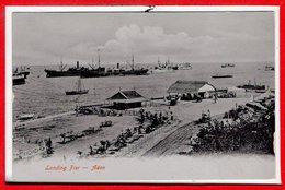 ASIE - YEMEN -- - ADEN -Landing Pier - Yemen