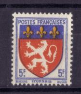 N* 572  NEUF** - 1941-66 Armoiries Et Blasons