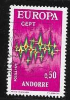 N°  230     EUROPA   ANDORRE -  1972