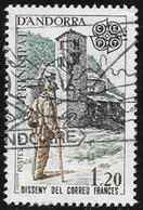 N°  289     EUROPA   ANDORRE -  1979