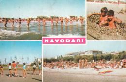 Navodari Romanian Seaside Resort Complexul De Odihna Pentru Copii Al Uniunii Generale A Sindicatelor - Roumanie