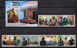 Cuba 2016 / Celebrities Hemingway John Lennon Garcia Márquez Antonio Gades MNH / Cu0602  30 - Sin Clasificación