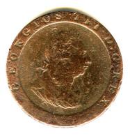 Grande Bretagne GEORGES III 1797 Penny - 1662-1816 : Anciennes Frappes Fin XVII° - Début XIX° S.