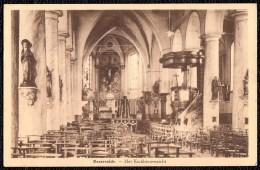 BASSEVELDE - Het Kerkbinnenzicht - Uitg. : Panis Koster, Bassevelde (Eeckloo) - - Assenede