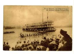 "17741   -   Le  "" Kigoma "" Sur Le Fleuve Congo - Belgisch-Kongo - Sonstige"