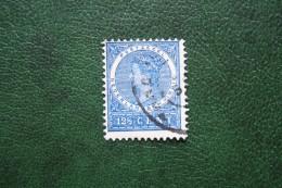 Koningin Wilhelmina 12 1/2 Ct NVPH 49 1905 1903-1908 Gestempeld / Used NEDERLAND INDIE / DUTCH INDIES - Niederländisch-Indien
