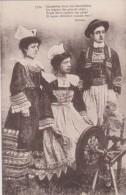 BRETAGNE - Théodore Botrel - Costume - Rouet - Conservez Dans Vos Chaumières... - Costumes