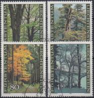Liechtenstein 1980 Nº 698/01 Usado - Liechtenstein