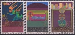 Liechtenstein 1980 Nº 702/04 Usado - Liechtenstein