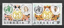 LIBERIA - N. 611-613/US - Liberia