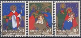 Liechtenstein 1981 Nº 729/31 Usado - Liechtenstein