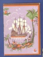 """CONFISEUR - """"JAQUIN - PARIS"""" - PETIT CALENDRIER - PUBLICITE - 1941 -  (6 X 8,5 Cm). - Calendriers"""