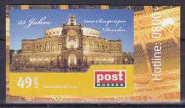 D 1234) Postmodern 25 Jahre Neue Semperoper Dresden - Musique