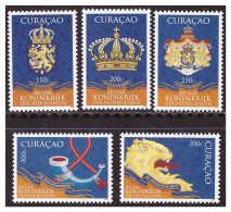 Antilles / Curacao 2014 200 Jaar Koninkrijk 200 Years Kingdom MNH