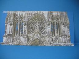 Bloc Souvenir    Y/T  N° 58  800 ème Anniversaire De La Cathédrale De Reims - Souvenir Blocks & Sheetlets
