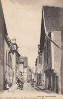 CPA - Montluçon - La Rue Des Serruriers - Montlucon