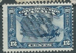 Canada - - Yvert N° 125 Oblitéré    Abc7506 - Gebruikt