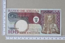 ANGOLA 100 ESCUDOS 1973      - (Nº15651) - Angola