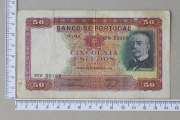 PORTUGAL 50 ESCUDOS 1949      - (Nº15657) - Portugal