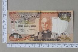 ANGOLA 100 ESCUDOS 1972      - (Nº15661) - Angola