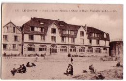 """LE CROTOY: Hôtel """"Bonne Maman"""" - Le Crotoy"""