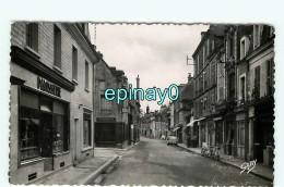 B - 14 - SAINT PIERRE SUR DIVES - PRIX FIXE - Rue De Falaise - éditeur Artaud - CITROEN 2 CV - Autres Communes