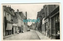 B - 14 - SAINT PIERRE SUR DIVES - PRIX FIXE - Rue De Falaise - éditeur Artaud - - Autres Communes