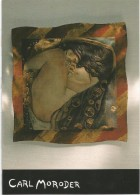 R1971 Carl E Conrad Moroder - Schlafendes Madchen - Scultura In Legno - Ortisei (Bolzano) / Non Viaggiata - Sculture