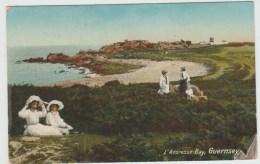 GUERNSEY - L'ANCRESSE BAY - Guernsey