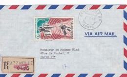 REP. DU CONGO 1966 LR DE BRAZZAVILLE - Congo - Brazzaville