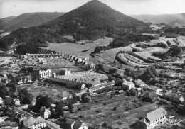 CPSM - SENONES (88) - Vue Aérienne Du Bourg , Des Usines Et De La Côte Du Mont En 1950 / 60 - Senones