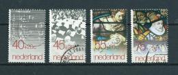 1979 Netherlands Complete Set Child Welfare Used/gebruikt/oblitere - 1949-1980 (Juliana)