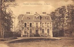 CPSM 94 PLESSIS TREVISE LA MAIRIE 1936 - Le Plessis Trevise