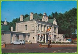 BILLY-MONTIGNY - L'Hôtel De Ville Simca Aronde Citroen DS Ford Taunus 17M P3 Citroen Type HY Autos - France