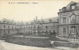 Chateaudun - L'Hôpital - Carte M.G. N° 73, Non Circulée - Health