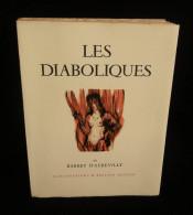 LES DIABOLIQUES Par Jules BARBEY D'AUREVILLY 1947 PARIS MORNAY Ill. Emilien DUFOUR édition Originale - Art