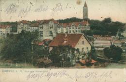 DE ROTTWEIL / Blick Vom Himmelreich / - Rottweil