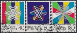 Liechtenstein 1983 Nº 775/77 Usado - Liechtenstein