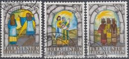 Liechtenstein 1984 Nº 804/06 Usado - Liechtenstein
