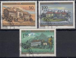 Liechtenstein 1985 Nº 809/11 Usado - Liechtenstein