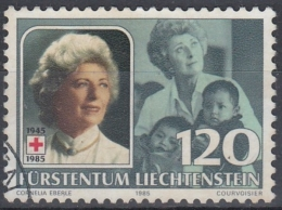 Liechtenstein 1985 Nº 818 Usado - Liechtenstein